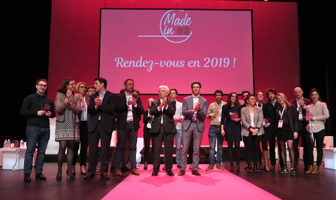 Madein92 photo de groupe ©Marthe Lemelle